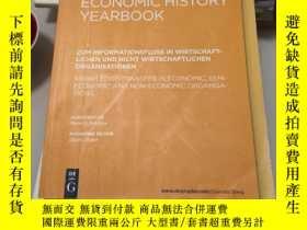 二手書博民逛書店經濟史年鑒(2015)Jahrbuch罕見fur wirtschaftsgeschichteY396071 D