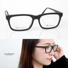 光學眼鏡 文青風素款膠框眼鏡NYA60