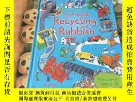 二手書博民逛書店See罕見Inside: Rubbish and Recycli