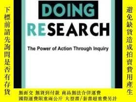 二手書博民逛書店Teachers罕見Doing ResearchY255562 Burnaford, Gail E.; Hob