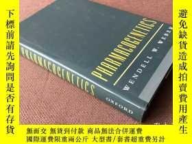 二手書博民逛書店Pharmacogenetics罕見(英語 精裝)Y278316