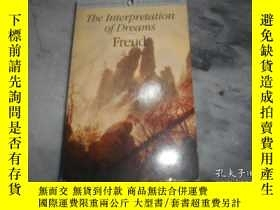 二手書博民逛書店THE罕見INTERPRETATION OF DREAMS FR