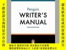 二手書博民逛書店Penguin罕見Writer s Manual 英文原版 品好近新Y146810 Martin Manser