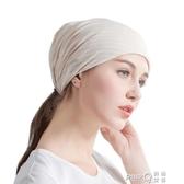 產後坐月子帽子夏季薄款秋冬天透氣孕婦頭巾春季產婦防風用品春秋  (pink Q 時尚女裝)