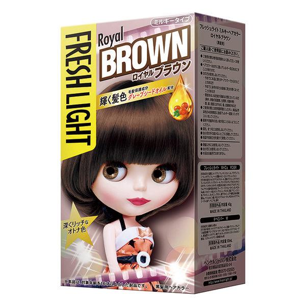 富麗絲染髮系列 王妃棕