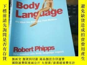 二手書博民逛書店Body罕見Language - It S What You D