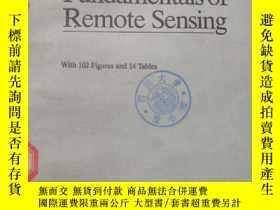 二手書博民逛書店Physical罕見fundamentals of remote