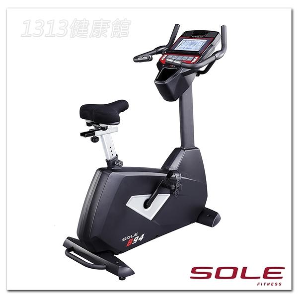 SOLE B94 直立健身車 / 室內腳踏車【1313健康館】全新公司貨 專人到府安裝 !