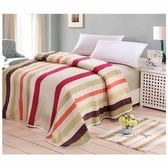 JOANNA 5X6尺七色條文毛毯