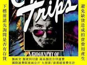二手書博民逛書店Captain罕見Trips: A Biography Of Jerry GarciaY466342 Sand