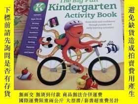 二手書博民逛書店The罕見Big Four Kindergarten Activity bookY186899 如圖 如圖