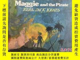 二手書博民逛書店Maggie罕見and the Pirate(館藏書)Y1646