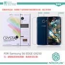 NILLKIN Samsung Galaxy S6 edge G9250 超清防指紋保護貼 (含鏡頭貼) 螢幕膜 高清貼