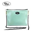 【新款到貨】泰國Bliss BKK包 質感皮粉綠 4款背帶可選 現貨供應中