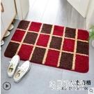 進門地墊家用入戶門口地毯門墊臥室廚房衛生間吸水腳墊浴室防滑墊LXY6715【宅男時代城】