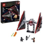 LEGO 樂高 Star Wars Sith TIE 戰鬥機 75272 收藏品 (470 件)