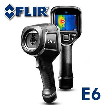 FLIR E6 Wifi紅外線熱像儀 紅外線熱影像儀 熱感應鏡頭 熱顯像儀 公司貨 (請來電或留言洽詢)