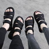 夏季羅馬涼鞋 休閒戶外情侶沙灘鞋《印象精品》q311