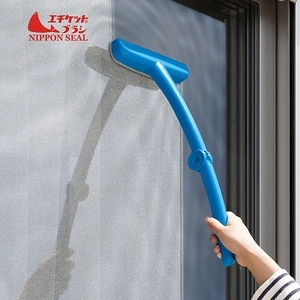 【日本Nippon Seal】超細纖維除汙折疊式紗窗清潔刷