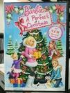 挖寶二手片-B05-正版DVD-動畫【芭比的完美聖誕】-(直購價) 海報是影印