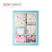 bebe Amico-動物日記-妙妙裝禮盒