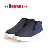 ORWARE-運動時尚簡約休閒鞋622119-07(藍)