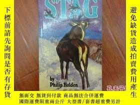 二手書博民逛書店罕見《STAG》英文書籍Y135958 出版1980