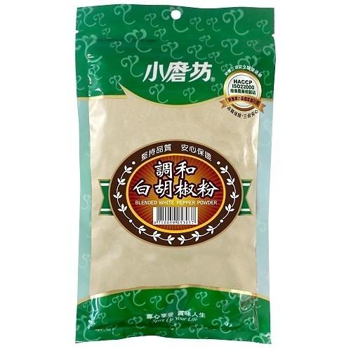 小磨坊調和白胡椒粉 200g【愛買】