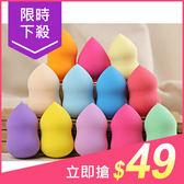 美妝小物 乾溼兩用海綿葫蘆粉撲/水滴粉撲(1入)【小三美日】原價$59