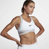 Nike 運動內衣 Indy Sports Bra 女款 背心 小可愛 內搭 無鋼圈 胸罩 可拆式襯墊 白 【PUMP306】 AQ0919-100