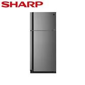 贈全家商品卡500元 SHARP 夏普 雙門541L一級能變頻電冰箱(鋼板) SJ-SD54V-SL **含基本安裝+舊機回收**