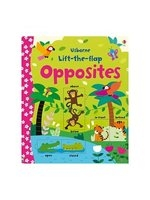 二手書博民逛書店 《Lift-The-flap Opposites》 R2Y ISBN:1409582582
