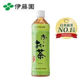 OiOcha 綠茶PET530mL*24入/箱購