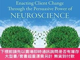 二手書博民逛書店Brain2brain:罕見Enacting Client Change Through the Persuasi