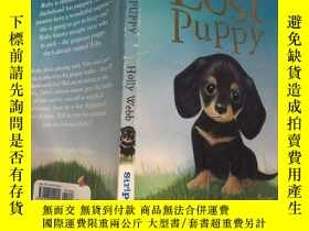 二手書博民逛書店the罕見lost puppy from best selling author holly webb暢銷書作家霍