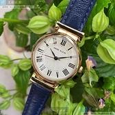 ANNE KLEIN安妮克萊恩女錶26mm白色錶面寶藍錶帶