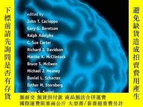 二手書博民逛書店Foundations罕見In Social NeuroscienceY364682 John T. Caci