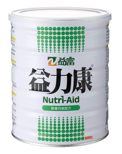 【益富】益力康(800g)*6瓶