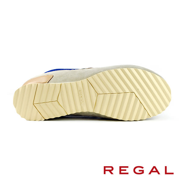【REGAL】休閒時尚運動鞋 藍色(57KR-BU)