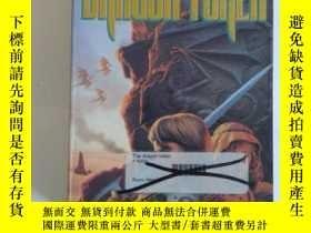 二手書博民逛書店THE罕見DRAGON TOKEN【155】Y10970 Mel