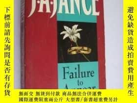 二手書博民逛書店Failure罕見to AppearY146810 J. A.