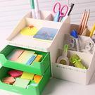 多功能筆筒創意時尚學生桌面擺件文具收納盒簡約可愛辦公用品 聖誕交換禮物