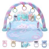 嬰兒玩具 腳踏鋼琴健身架器新生兒童益智寶寶幼兒0-1歲3-6-12個月WY 【新年交換禮物降價】
