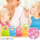 大容量立體防水矽膠兒童圍兜 吃飯兜...