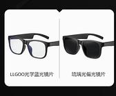LLGOO智慧藍牙眼鏡【鏡片】 薇薇