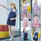 防輻射服孕婦裝連衣裙圍裙肚兜孕婦防輻射衣服四季大碼