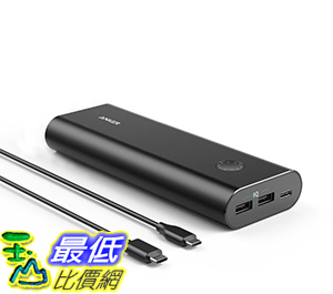 [106美國直購] Anker PowerCore+20100 USB-C/Type-C Ultra-High-Capacity Premium Portable Charger 便攜式充電器