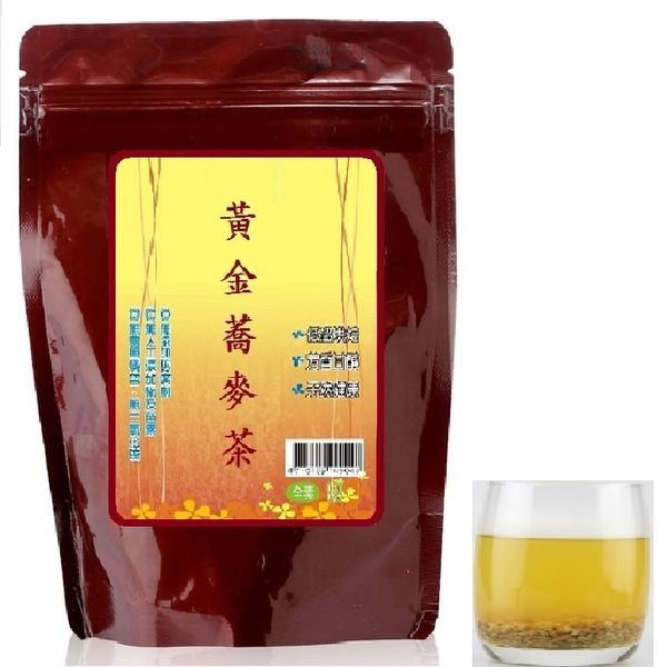(清新自在)黃金蕎麥茶/10包入