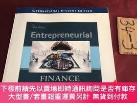 二手書博民逛書店entrepreneurial罕見financeY237539 Leach Thomson 出版2006