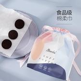 洗臉巾一次性純棉女棉柔巾潔面巾紙卷筒式無菌大卷李佳琦美容專用